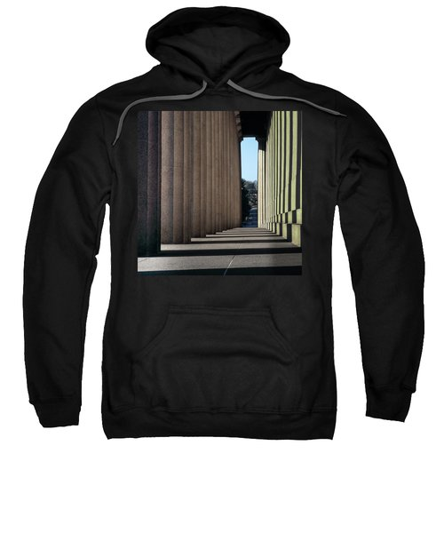 Parthenon Shadow Tunnel Sweatshirt