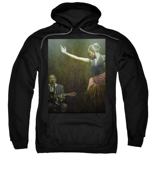 Passion Of The Dance Sweatshirt