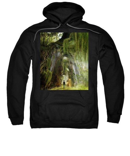 Path To Inner Peace Sweatshirt