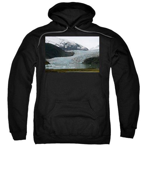 Pathway To An Icy Wonderland Sweatshirt