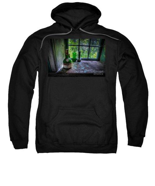 Patina In Green Sweatshirt