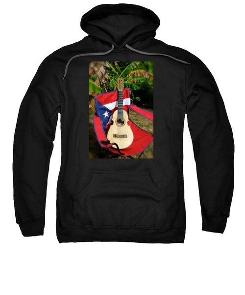Patriotic Cuatro Sweatshirt