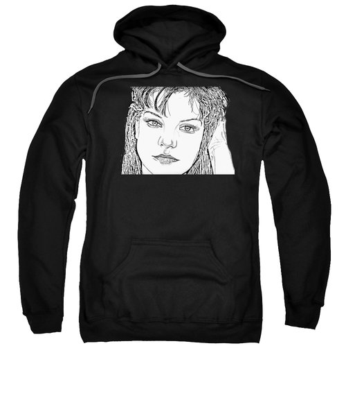 Pauley Perrette Sweatshirt