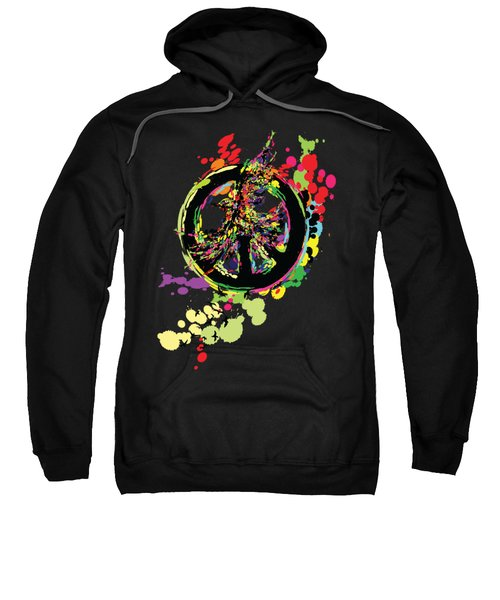 Peace And Peace Sweatshirt