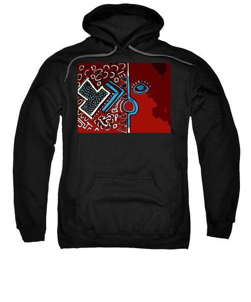 Peace Pipe Sweatshirt