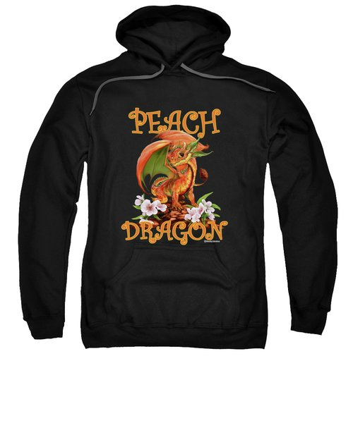 Peach Dragon Sweatshirt