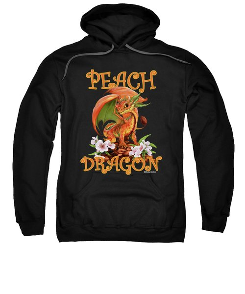 Peach Dragon Sweatshirt