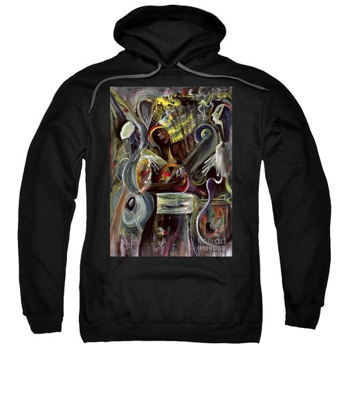 Pearl Jam Sweatshirt by Ikahl Beckford