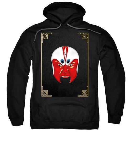 Peking Opera Masks - Wen Zhong Sweatshirt