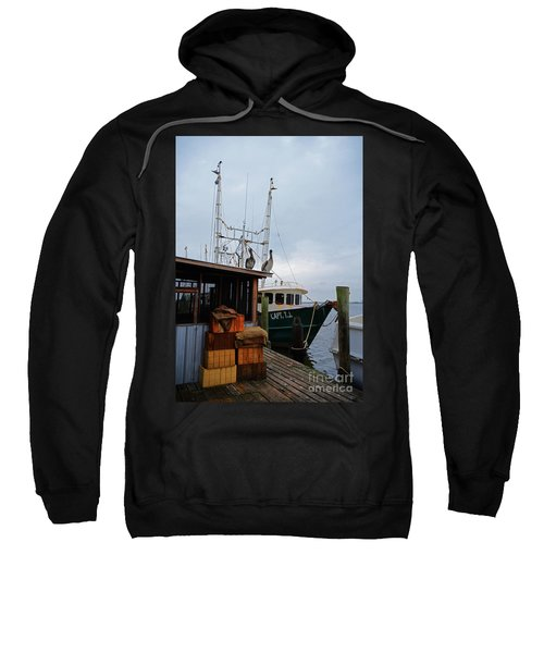 Pelicans Looking For Lunch Sweatshirt