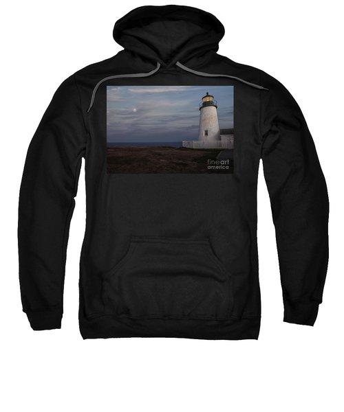 Pemaquid And Full Moon Sweatshirt