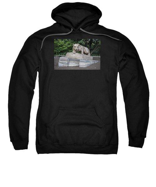 Penn Statue Statue  Sweatshirt