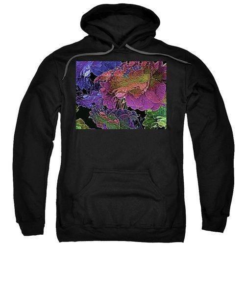 Peony Profusion 104 Sweatshirt