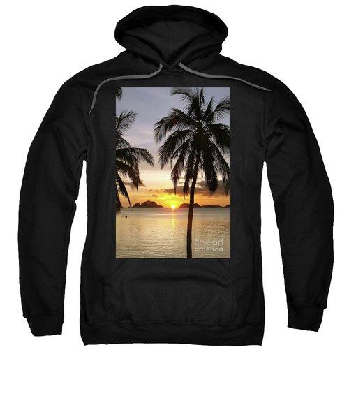 Perfect Evening - Vertical Sweatshirt