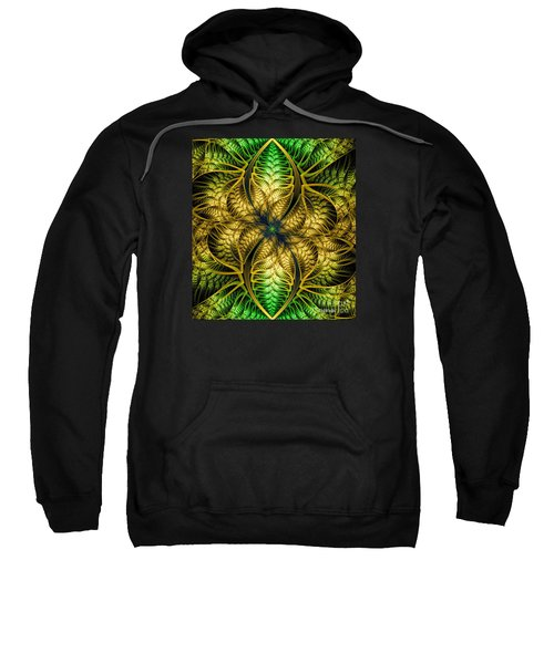 Petals Of Life Sweatshirt