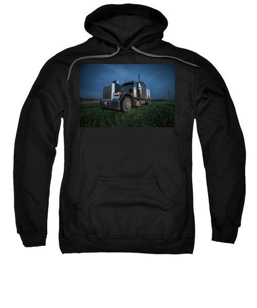 Peterbilt Moon Sweatshirt