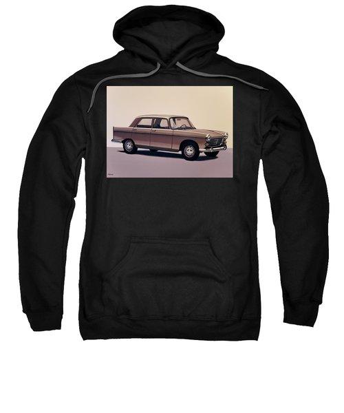 Peugeot 404 1960 Painting Sweatshirt