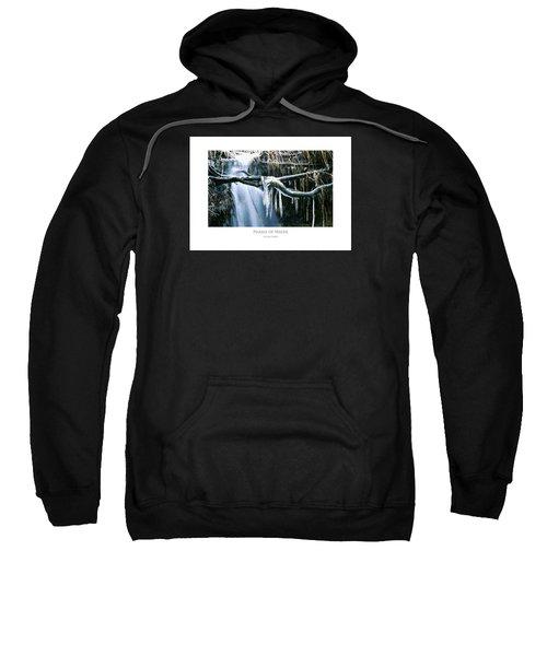 Phases Of Water Sweatshirt