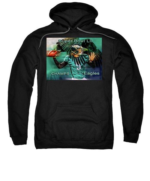 Philadelphia Eagles - Super Bowl Champs Sweatshirt