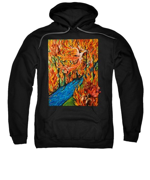 Phoenix Forest Fire Sweatshirt
