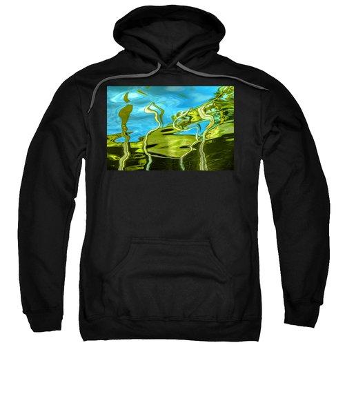 Photo Painting 3 Sweatshirt