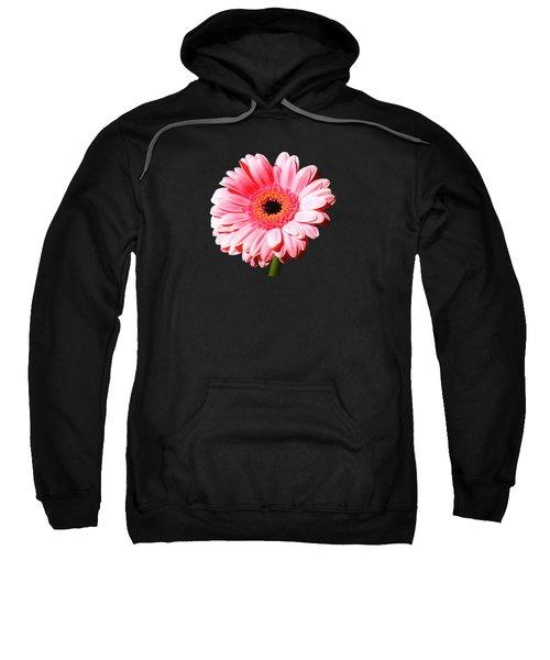 Pink Gerbera Sweatshirt