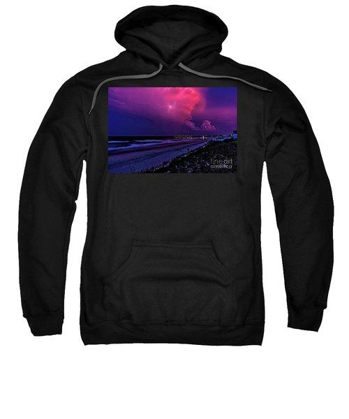 Pink Lightning Sweatshirt