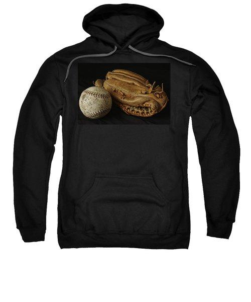 Play Ball Sweatshirt by Richard Rizzo