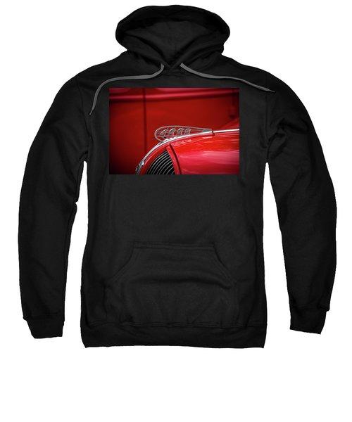 Plymouth Hood Ornament Sweatshirt