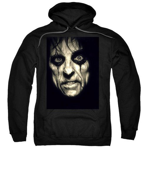 Poison Alice Cooper Sweatshirt