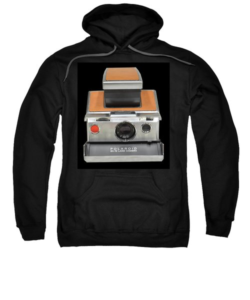 Polaroid Sx-70 Land Camera Sweatshirt