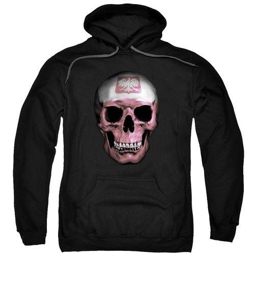 Polish Skull Sweatshirt