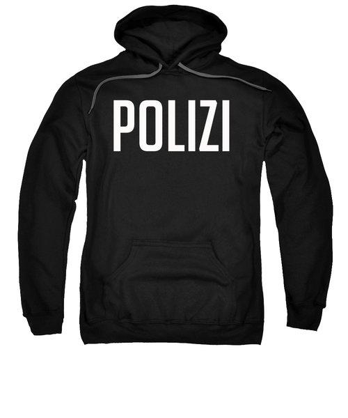Polizi Tee Sweatshirt