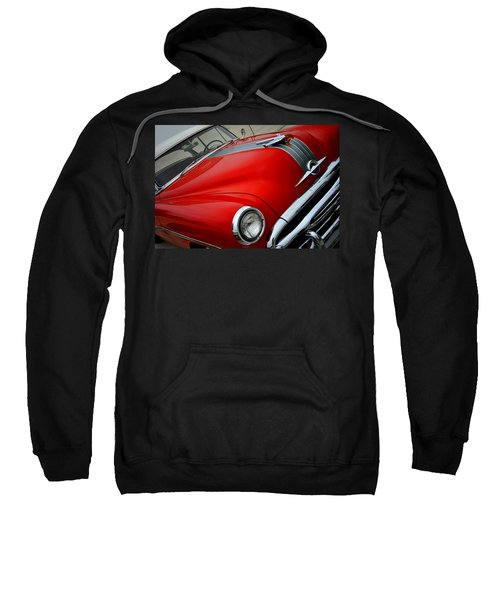 Pontiac Chieftain 1954 Front Sweatshirt