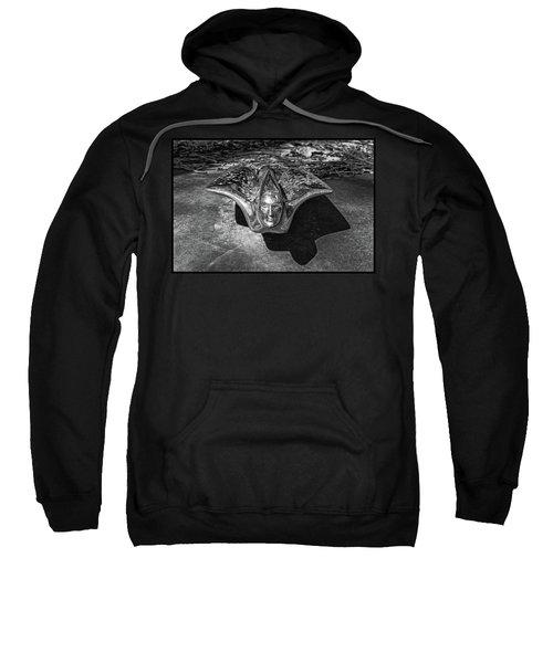Pontiac Hood Ornament Sweatshirt