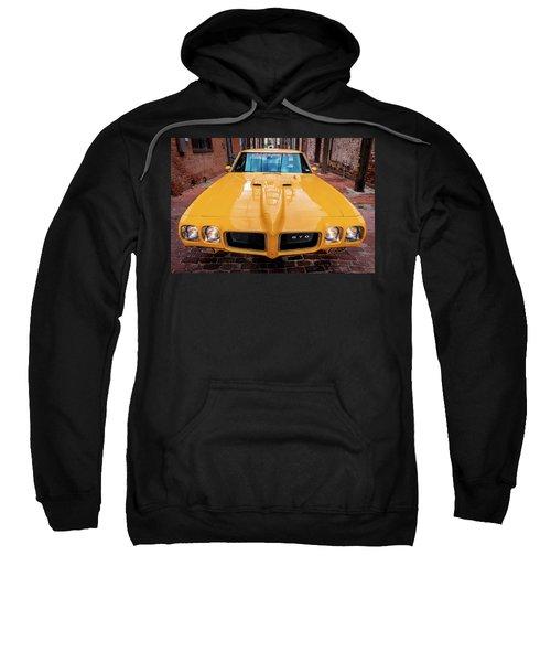Pontiac Muscle Sweatshirt