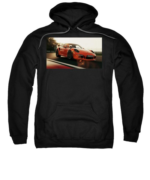 Porsche Gt3 Rs - 4 Sweatshirt