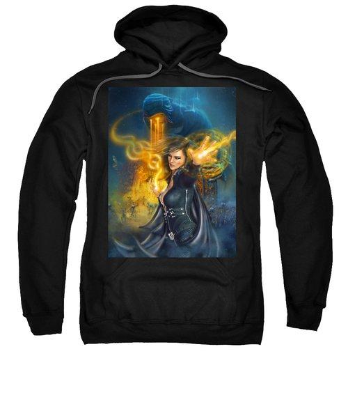 Portal Magician Sweatshirt