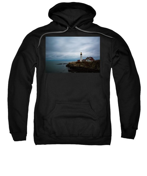 Portland Head Light 2 Sweatshirt