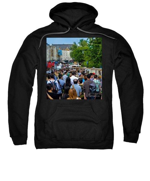 Portobello Street Market Sweatshirt