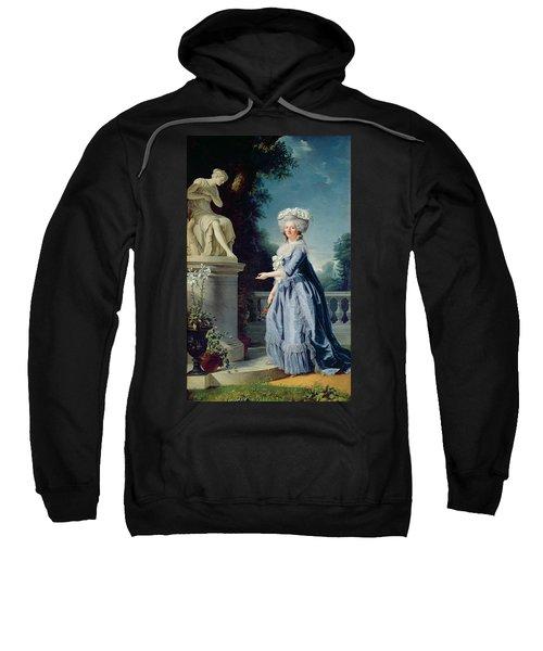 Portrait Of Marie-louise Victoire De France Sweatshirt