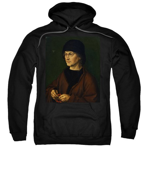 Portrait Of The Artist's Father  Sweatshirt