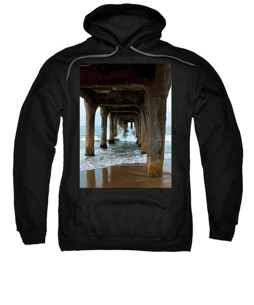 Pounded Pier Sweatshirt