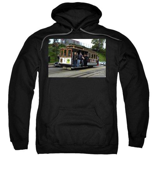 Powell And Market Street Trolley Sweatshirt