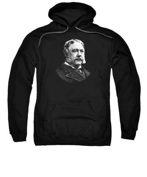President Chester Arthur Sweatshirt