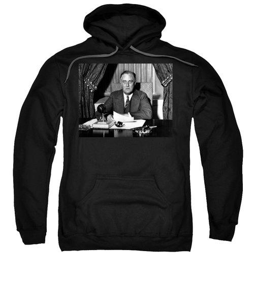 President Franklin Roosevelt Sweatshirt
