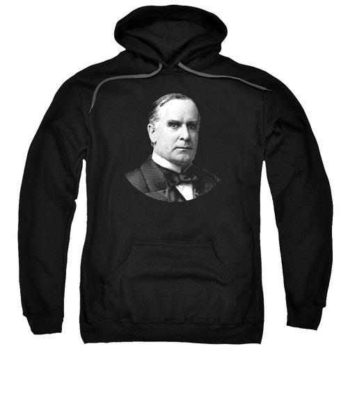 President William Mckinley Graphic Sweatshirt