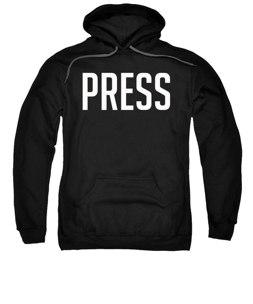 Press Tee Sweatshirt