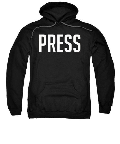Press Tee Sweatshirt