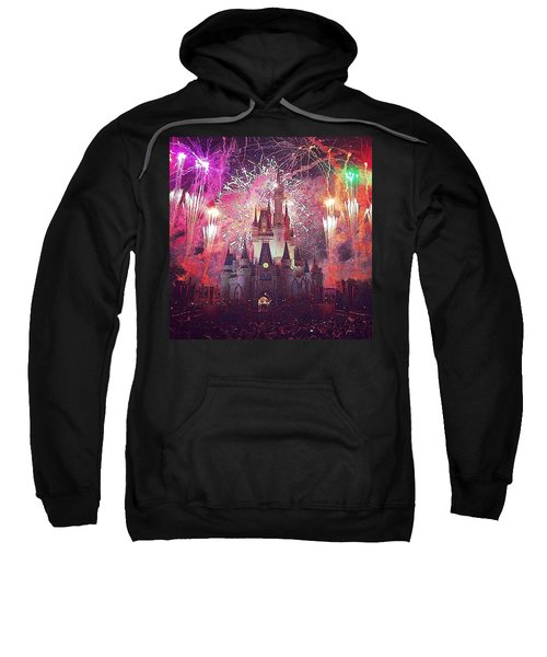 The Happiest Place On Earth  Sweatshirt